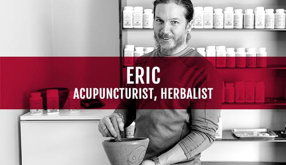 Eric S. Cutlip, L.Ac. MSTCM, Acupuncturist, herbalist